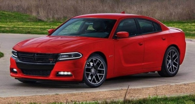 2019 Dodge Avenger front view