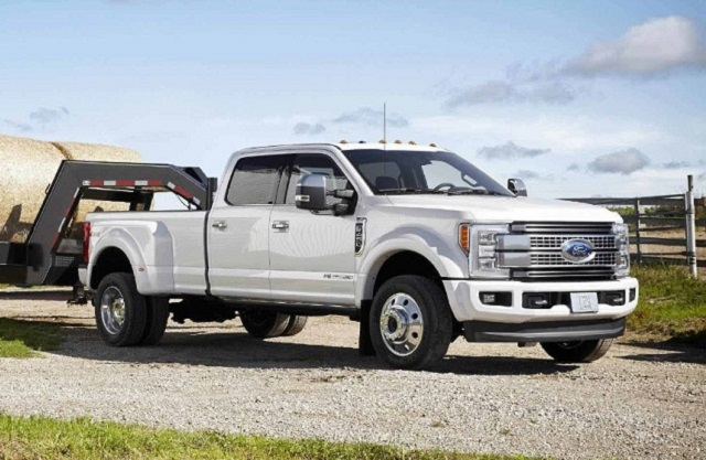 2019 Ford F-350 Super Duty Truck