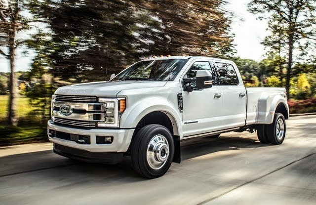 2019 Ford F-450 Limited, Platinum, Crew cab, King ranch ...