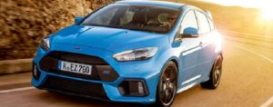 2019 Ford Fiesta RS drive