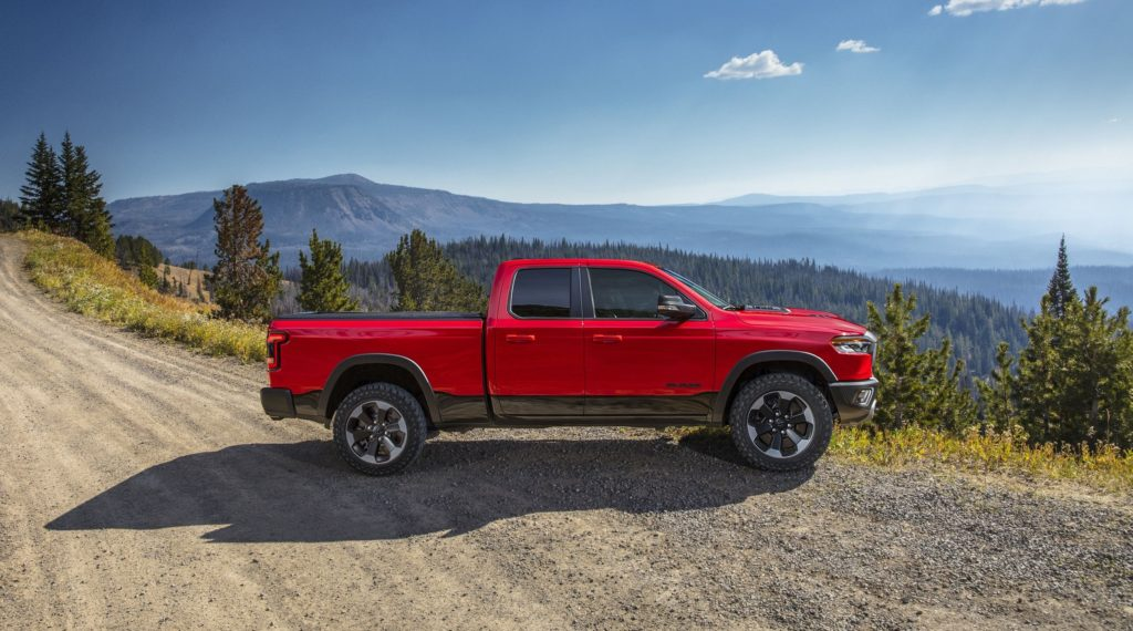 2021 Dodge Dakota