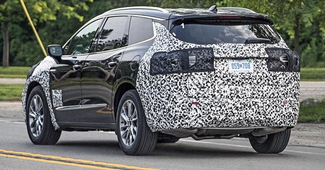 2021 Buick Enclave rear