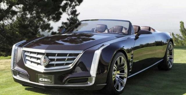 2021 Cadillac Eldorado Convetrible