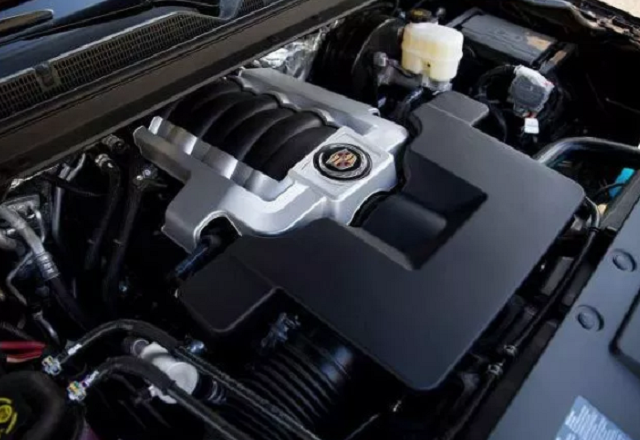 2021 Cadillac XLR Engine