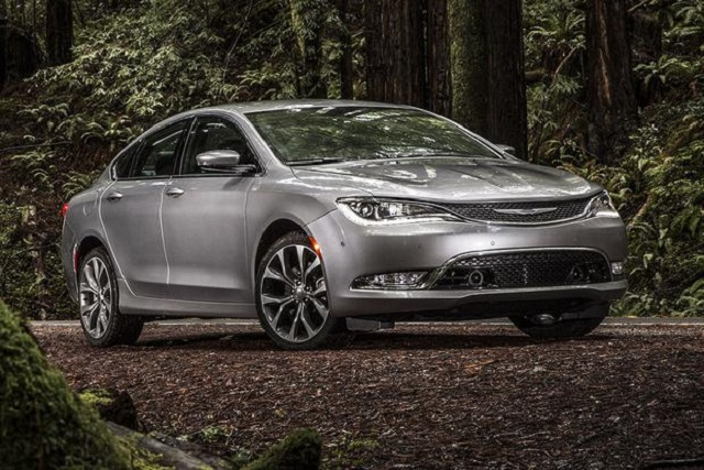 2021 Chrysler 200