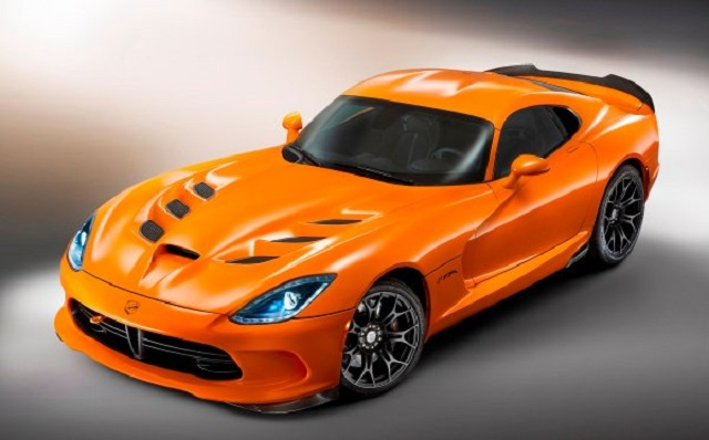 2021 Dodge Viper rendering