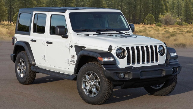 2021 Jeep Wrangler Unlimited Diesel