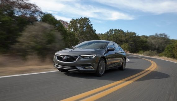 2021 Buick Regal