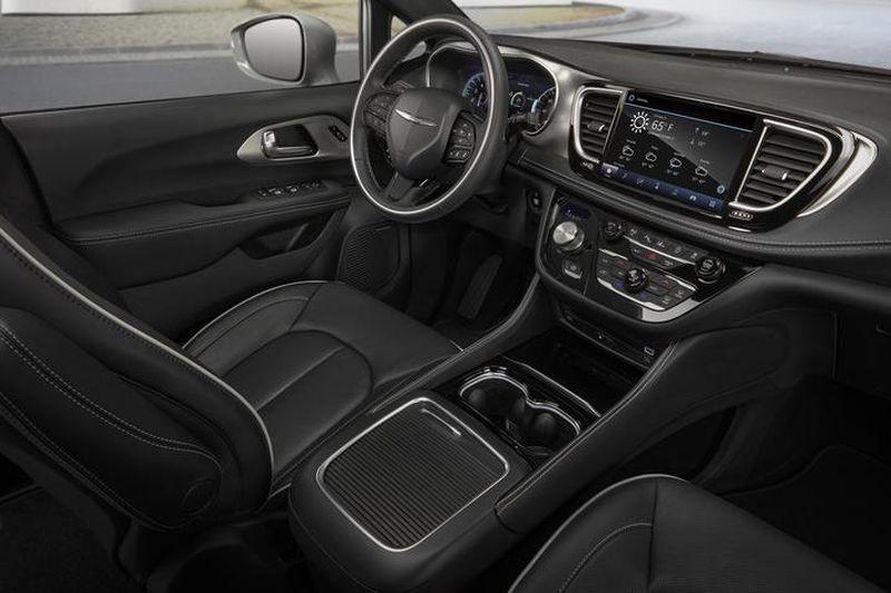 2021 Chrysler Pacifica Interior
