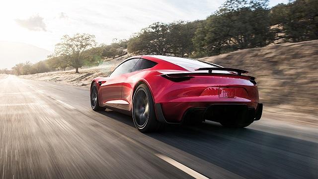 2021 Tesla Roadster Release Date