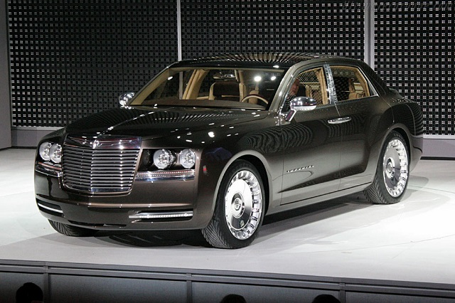 2021 Chrysler Imperial