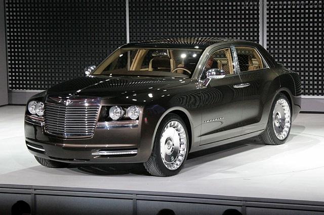 2021 Chrysler Imperial