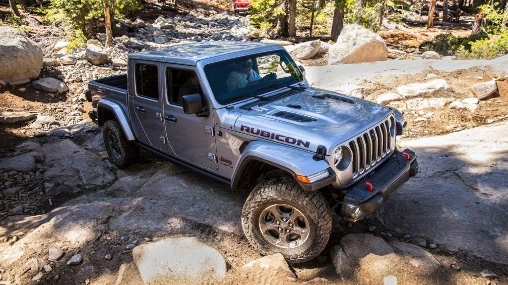 2021 Jeep Wrangler Pickup