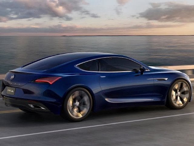 2021 Buick Avista release Date