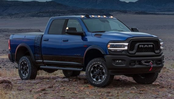 2021 Dodge Power Wagon