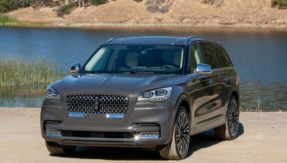 2021 Lincoln Aviator