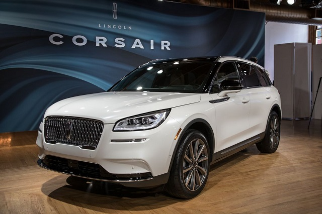 2021 Lincoln Corsair