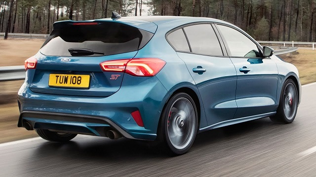 Ford Focus St Line 2021