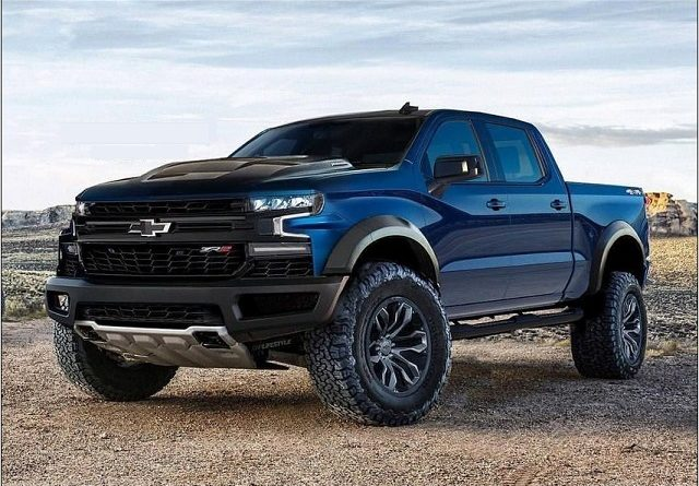 2021 Chevrolet Reaper Rendering photo