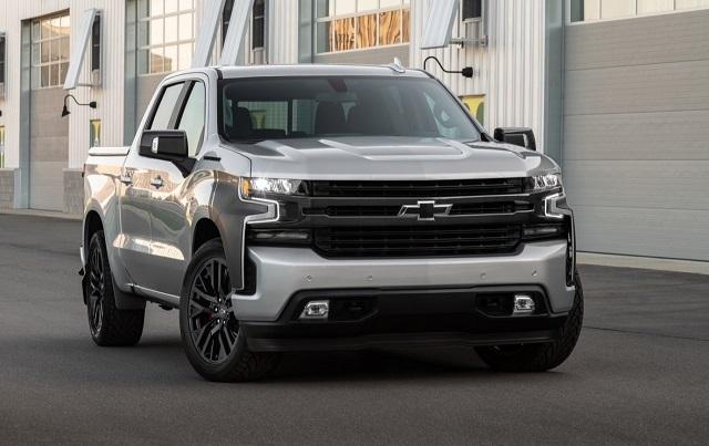2021 Chevrolet Silverado SS release date