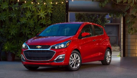 2021 Chevrolet Spark featured