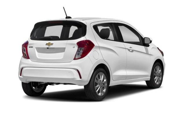 2021 Chevrolet Spark price