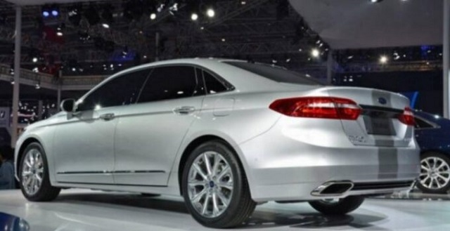 2021 Ford Falcon release date