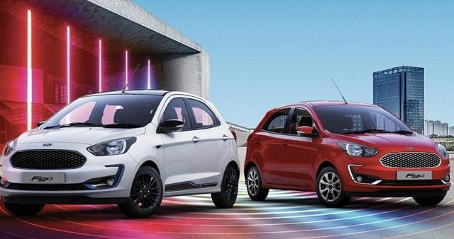 2021 Ford Figo Redesign