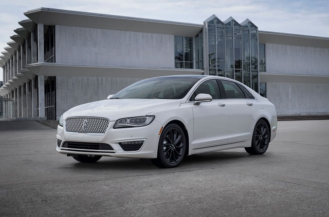 2021 Lincoln MKZ