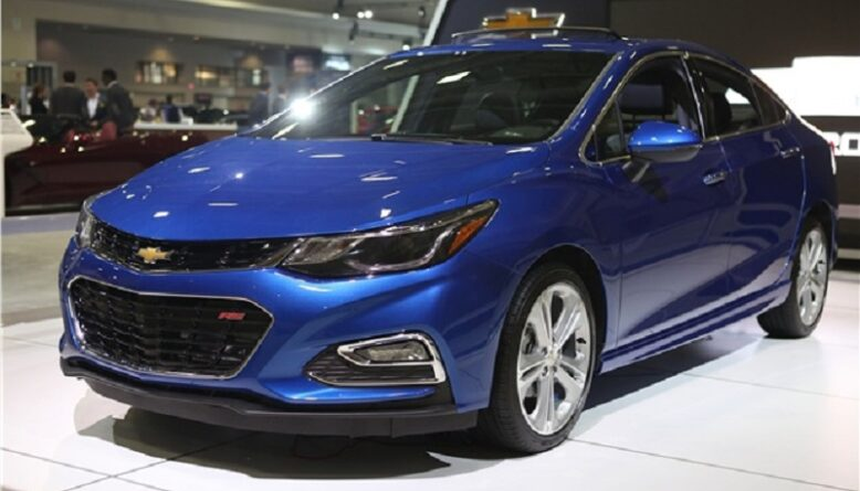 2021 Chevrolet Cruze featured