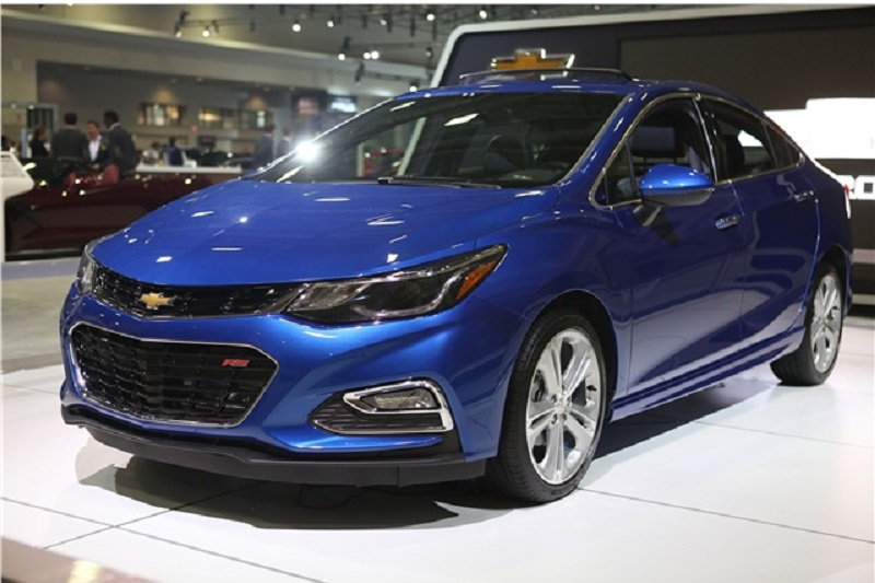 2021 Chevrolet Cruze featured - Best American cars