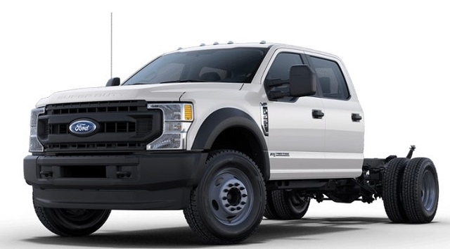 2021 Ford F-550 Crew