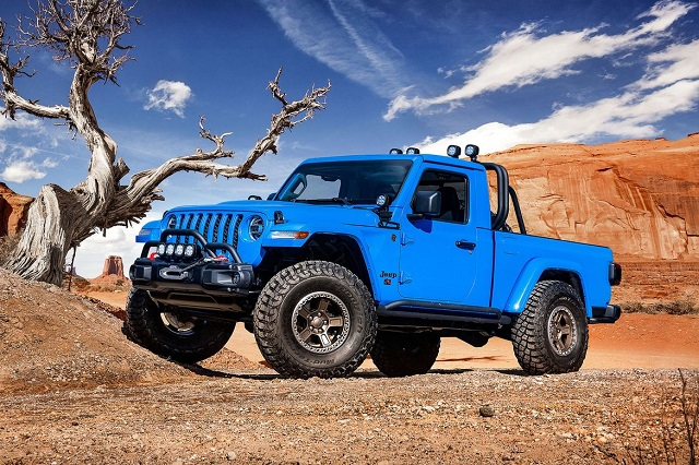 2021 Jeep Scrambler Single Cab