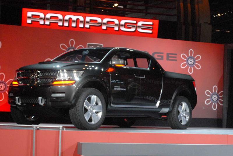 2022 Dodge Rampage specs