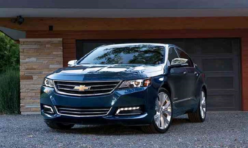 2022 chevy impala ss review